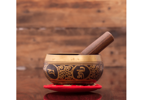 Tibetan Singing Bowl Handmade In Nepal