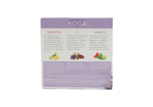 3pk Yoga Essential Oil Set